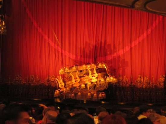 Phantom of The Opera London : Stage