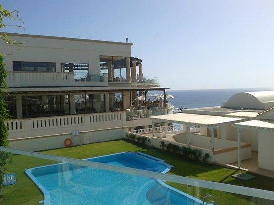 Atrium Prestige Thalasso Spa Resort and Villas : room view