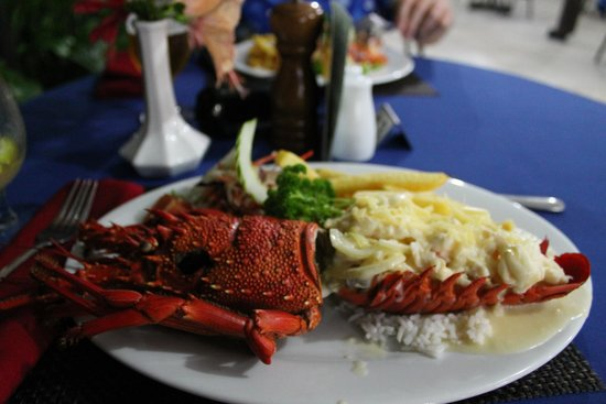 Gecko's Resort: Lobster - yummy