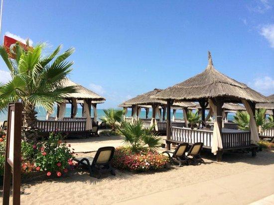 Gloria Serenity Resort : Private Cabanas zum Mieten
