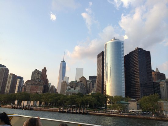 New York Water Taxi: Evening I hr cruise