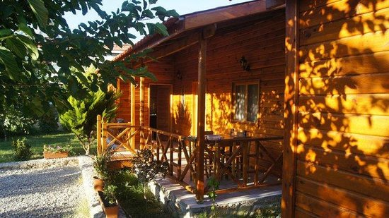 Gultekin Pension: bungalov