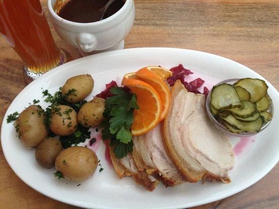 Restaurant Puk : Pork Belly