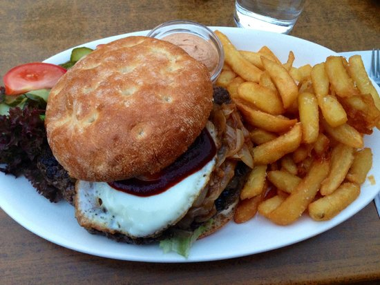 Restaurant Puk : Beef Hamburguer