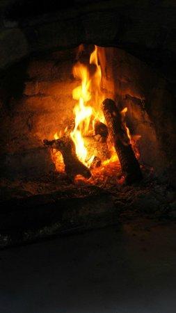 Gultekin Pension: odun ateşinde yapılan herşey güzeldir