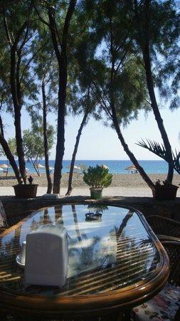 Gultekin Pension: restauranttan deniz manzaramız