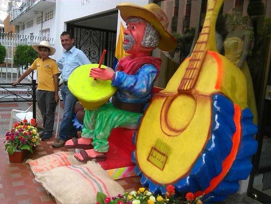 Hotel Casa Pablo: Folclore
