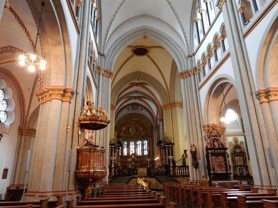 Cathédrale Notre-Dame d'Anvers : Interior View