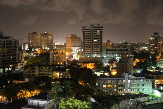 La Concha Renaissance San Juan Resort: City View