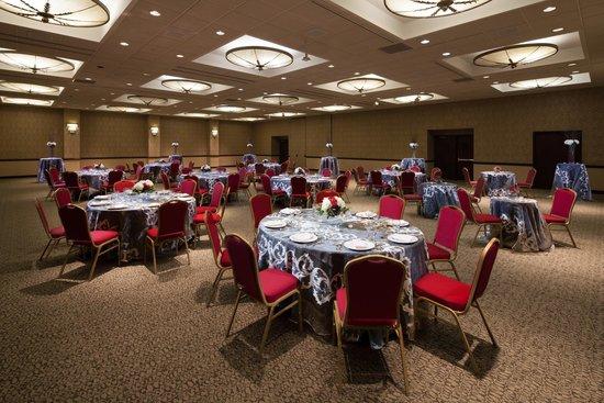 Rochester Marriott Mayo Clinic Area: Ballroom
