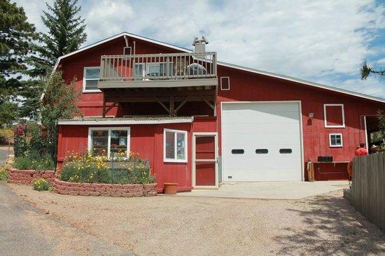 Keno's Llama Ranch & Guest House: The condo