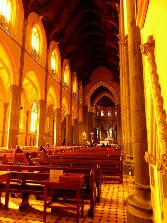 Cathédrale Saint-Patrick : Peaceful