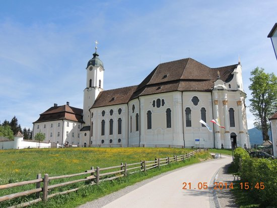 Wieskirche: 4