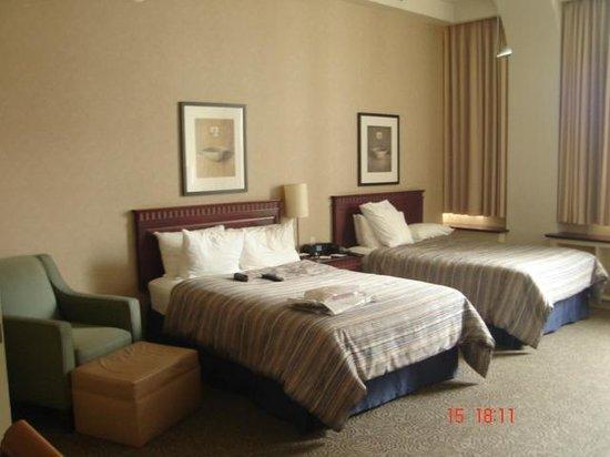Le Square Phillips Hotel & Suites: Camas ótimas