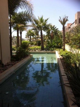 Hotel Riu Palace Tikida Agadir: gorgeous grounds
