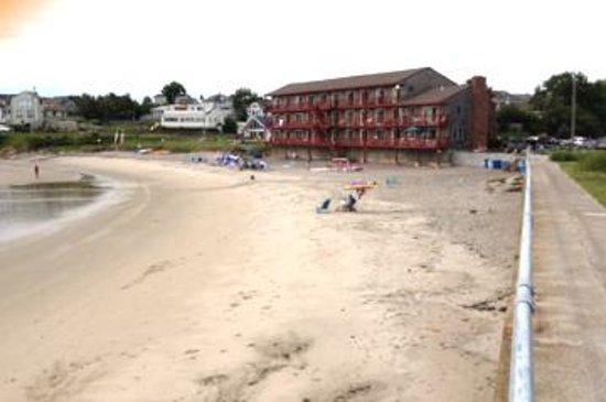 Entrance Picture Of Cape Ann Motor Inn Gloucester