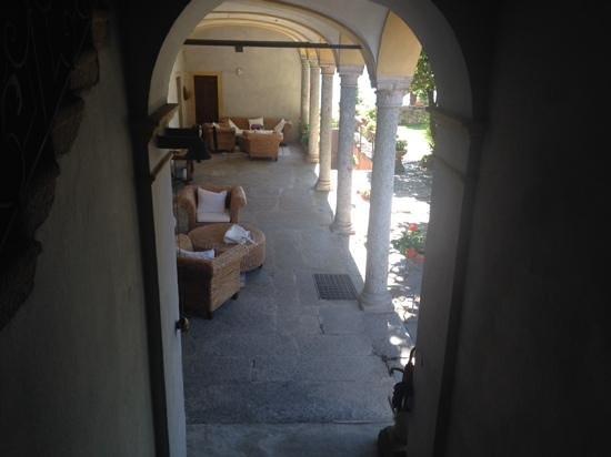 Casa Mariuccia: Downstairs