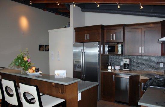 Mariner's Loft: Kitchen