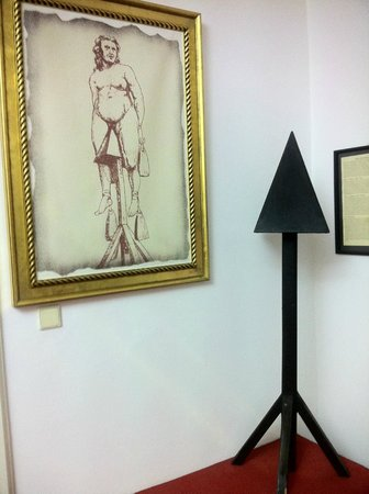 Museum of Medieval Torture: Um dos instrumentos