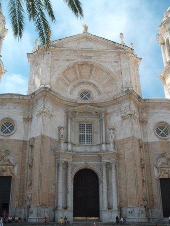 Catedral de Cádiz: Entrance