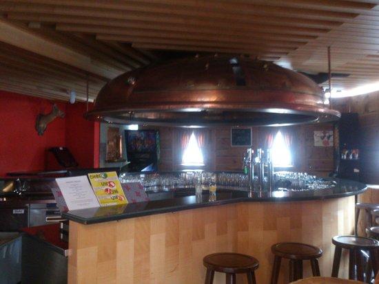 Celerina - Alte Brauerei Hotel-Restaurant - bar
