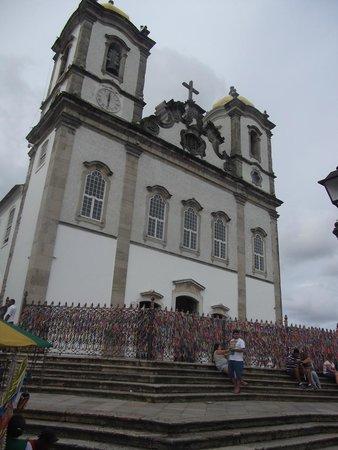 Fernando Bingre-Salvador Tour Guide: Igreja de Nosso Senhor do Bonfim