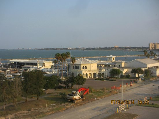 Best Western Corpus Christi: 6th floor view of bay