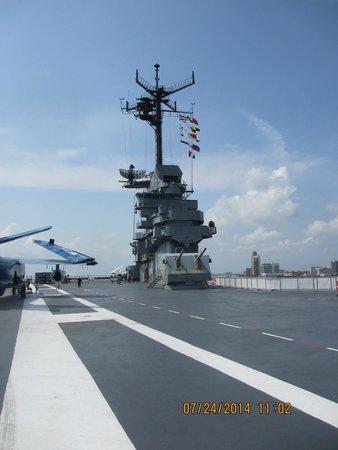 Best Western Corpus Christi: USS Lexington