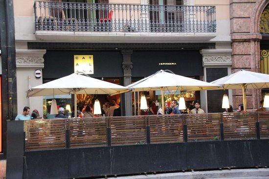 Cerveceria Catalana Picture Of Cerveceria Catalana Barcelona Tripadvisor
