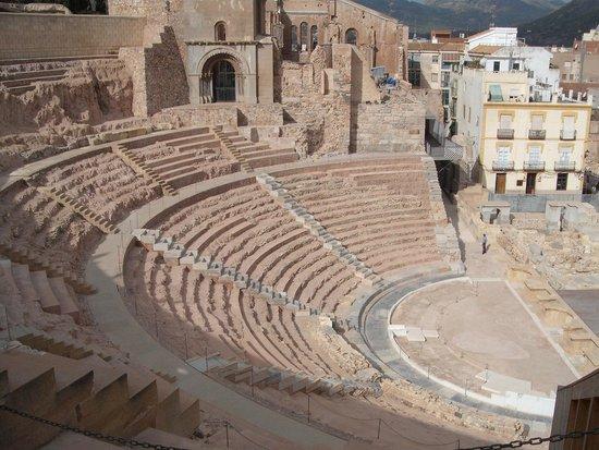 Teatro Romano: The Roman Theatre