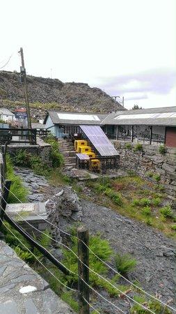 Llechwedd Slate Caverns: Mines