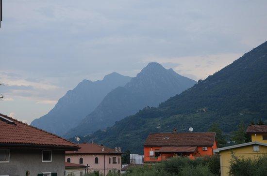Hotel Villa Kinzica: View from hotel room