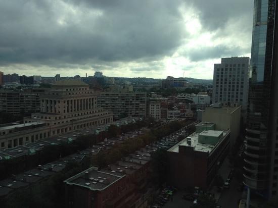 Sheraton Boston Hotel: beautiful