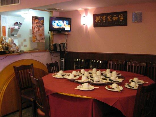 Shanghai Gourmet : Interior