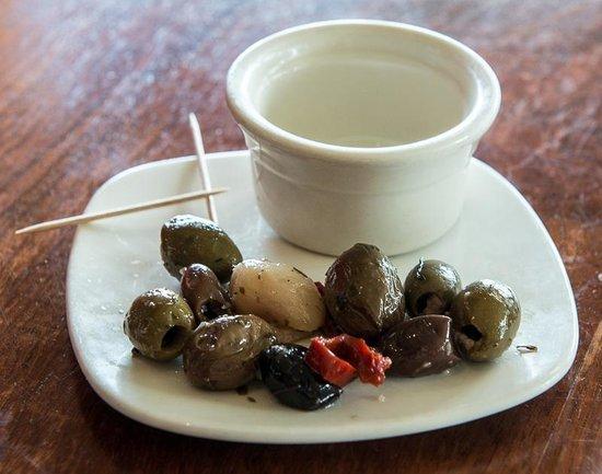 Redfish: Olives