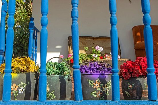 Hacienda- Hosteria Chorlavi : RINCONES DE LA HACIENDA