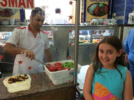 Sirkeci Mansion: Exploring Sirkeci neighborhood