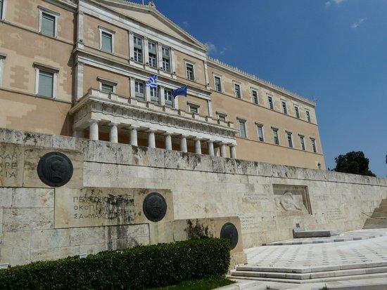Hellenic Parliament : parlement