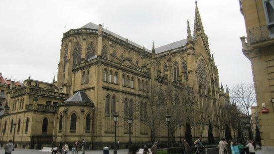 Catedral del Buen Pastor: Exterior