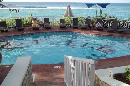 Sandals Royal Plantation: Pool