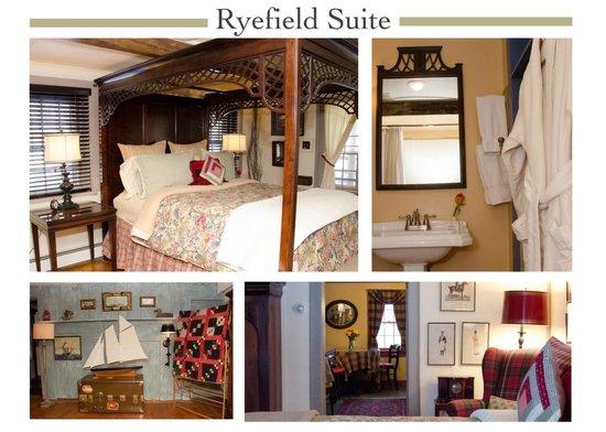 Olde Rhinebeck Inn : Ryefield Composition