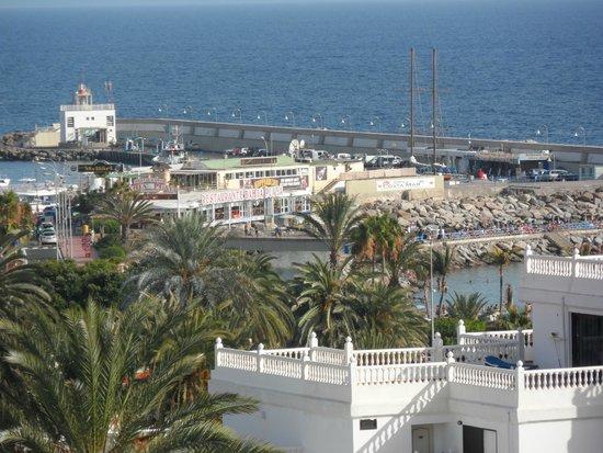 Hotel Revoli : view from balcony