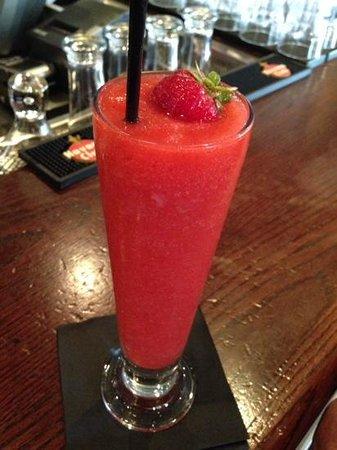 TGI Friday's - Solihull: Strawberry Daiquiri