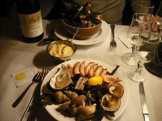 Le Corsaire : cena