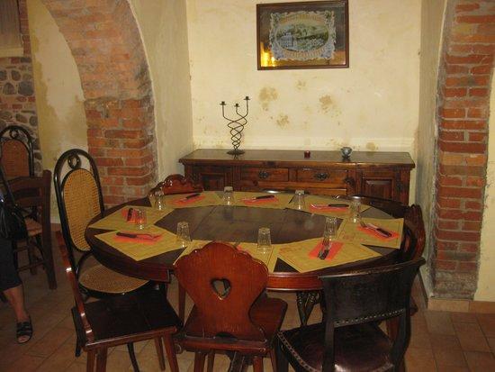 Osteria La Cantina: l'angolo preferito 2