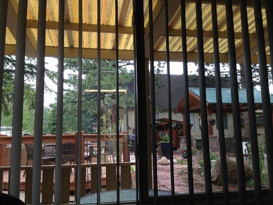 Deer Crest Resort: Outside of the room