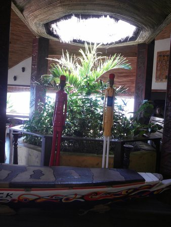Royal Horizon Baobab : salle à manger