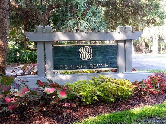 Sonesta Resort Hilton Head Island: Entrance