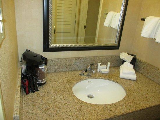 Courtyard Birmingham Homewood: Basic bathroom
