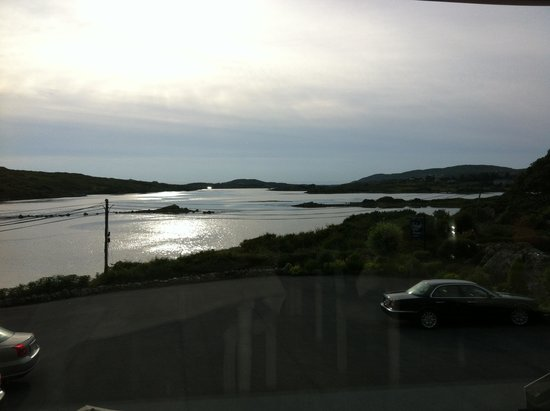 Ardagh Hotel & Restaurant: THE VIEW EACH MORNING
